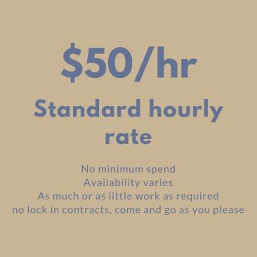 50 per hour